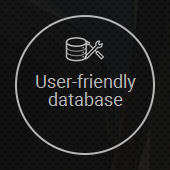 User Friendly Database for Aviation Component